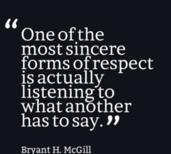 Why should you be a better listener