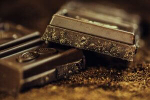 dark chocolate for Stress Relief