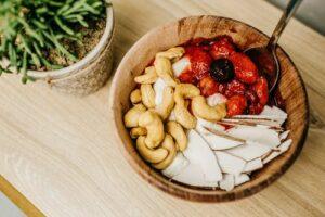 cashews for Stress Relief