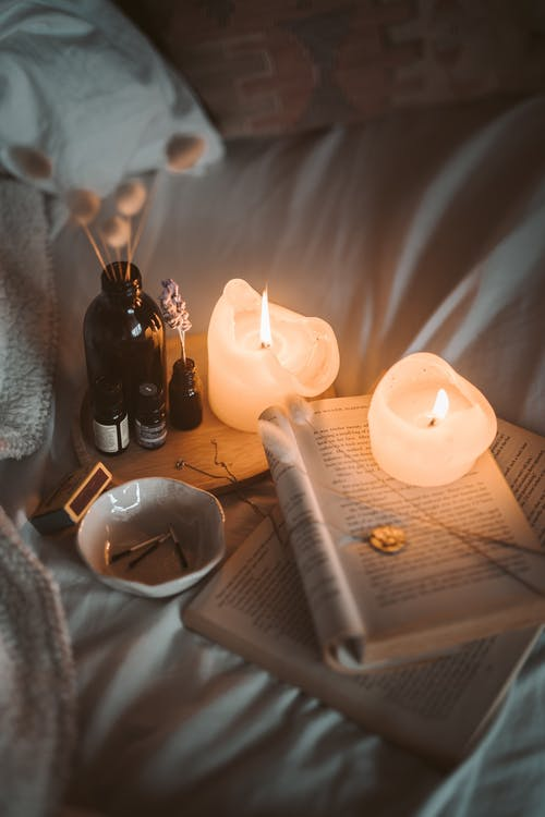 night routine to relief stress when stressed out