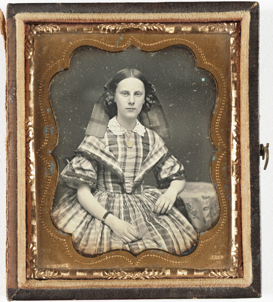 A photo taken in the 1830s