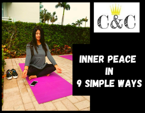 Peace of Mind - 9 Ways