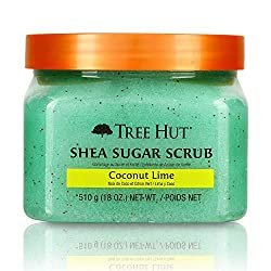 Tree Hut Shea Sugar Body Scrub Coconut Lime