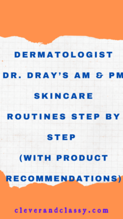 Dr. Dray – Top 10 Vanicream Skin Care Products